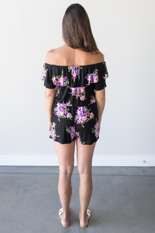 Marissa Off The Shoulder Romper