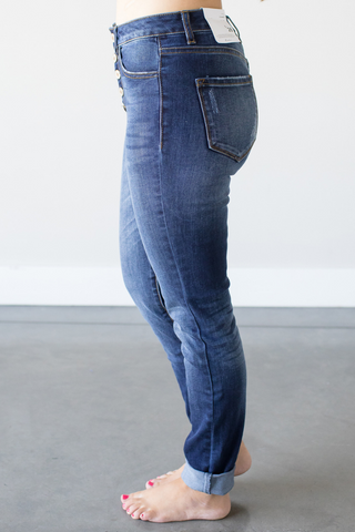 KC Darcy High Waisted Skinny Jean