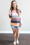 Kate Striped Top