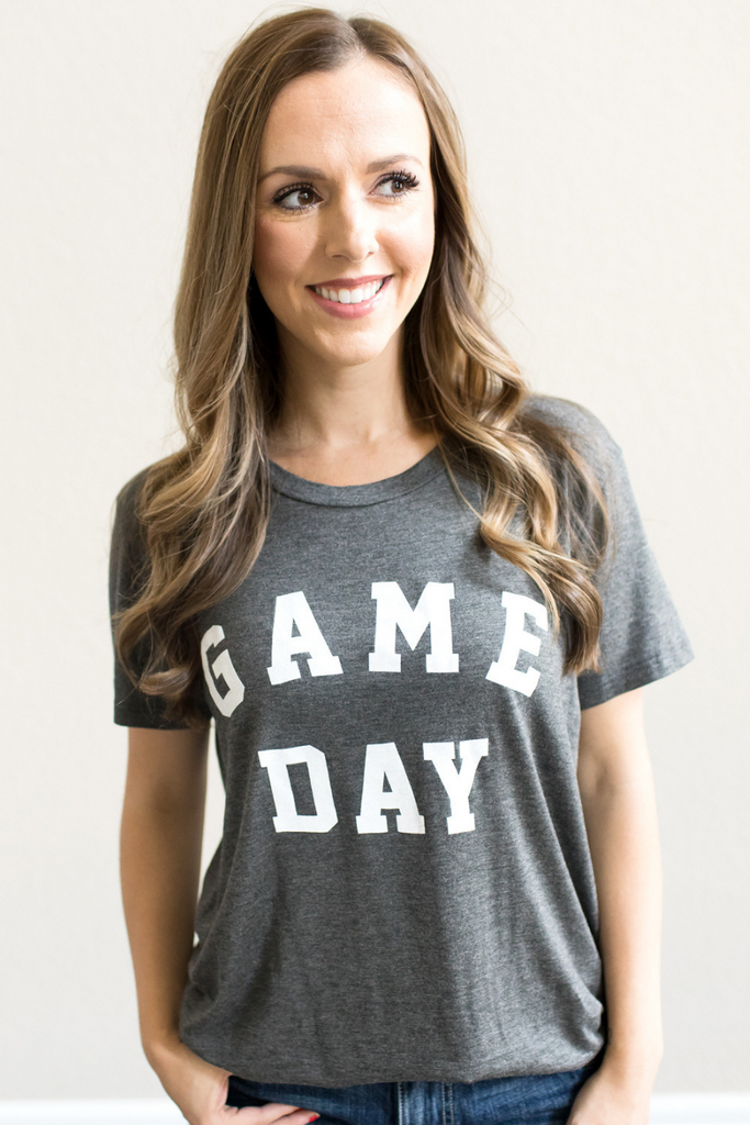 Z-Addie Game Day Tee