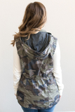 Z - Hartley Utility Vest - Camo