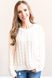 Z-Clara Knit Sweater