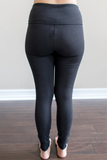 Z-Leo Cut Out Legging