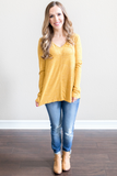 Z - Gabby V-Neck Top