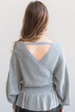 Juliette V-Neck Sweater