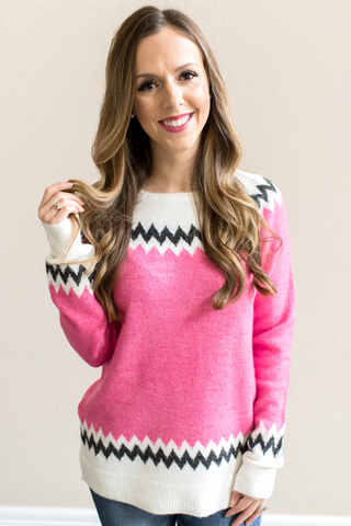 Poppy Pullover Sweater