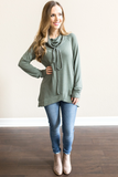 Z - Bentley Cowl Neck Top