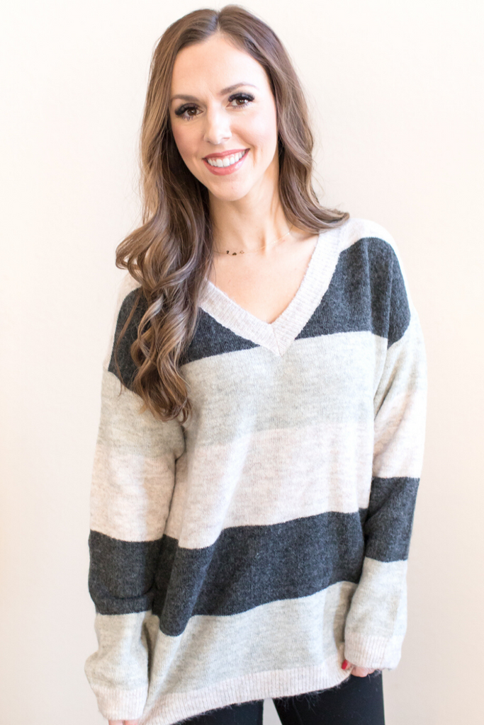 Z - Charlotte V-Neck Sweater