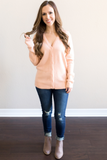 Siena V-Neck Cardigan