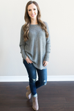 Z-Sutton Dolman Sleeve Top