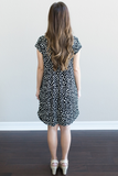 Chloe Cheetah Print Dress