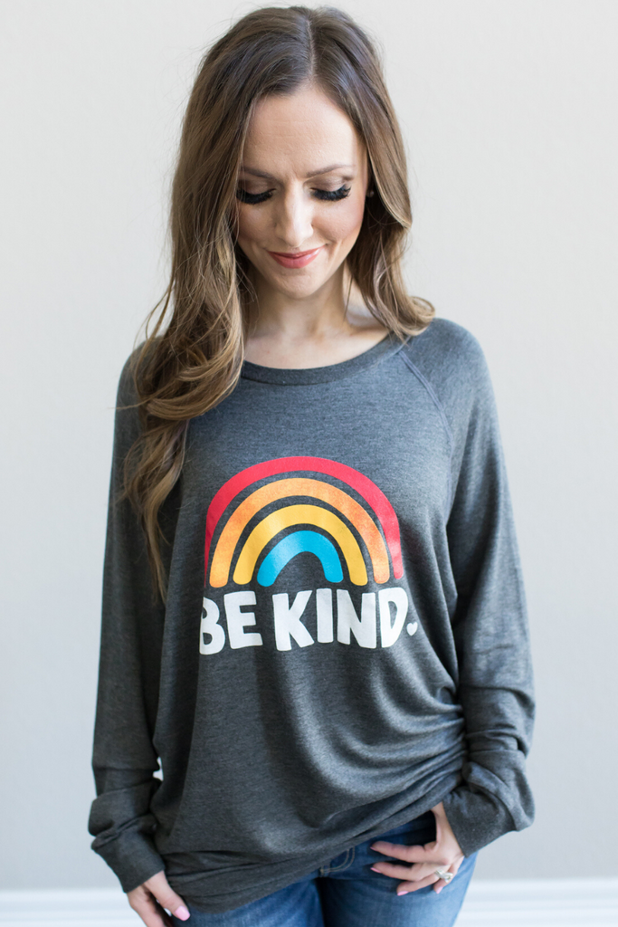 Z - Be Kind Sweatshirt
