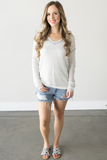 Lara Summer Knit Pullover