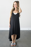 Landyn Scoop Neck Maxi