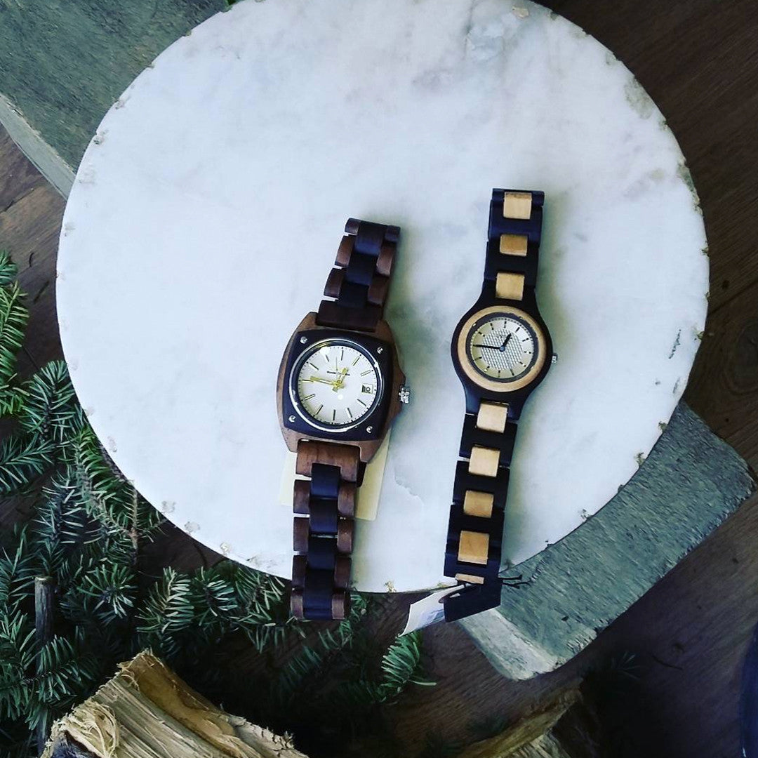 Tense Watches MyPresentTense Feature - Evelyne Boutique