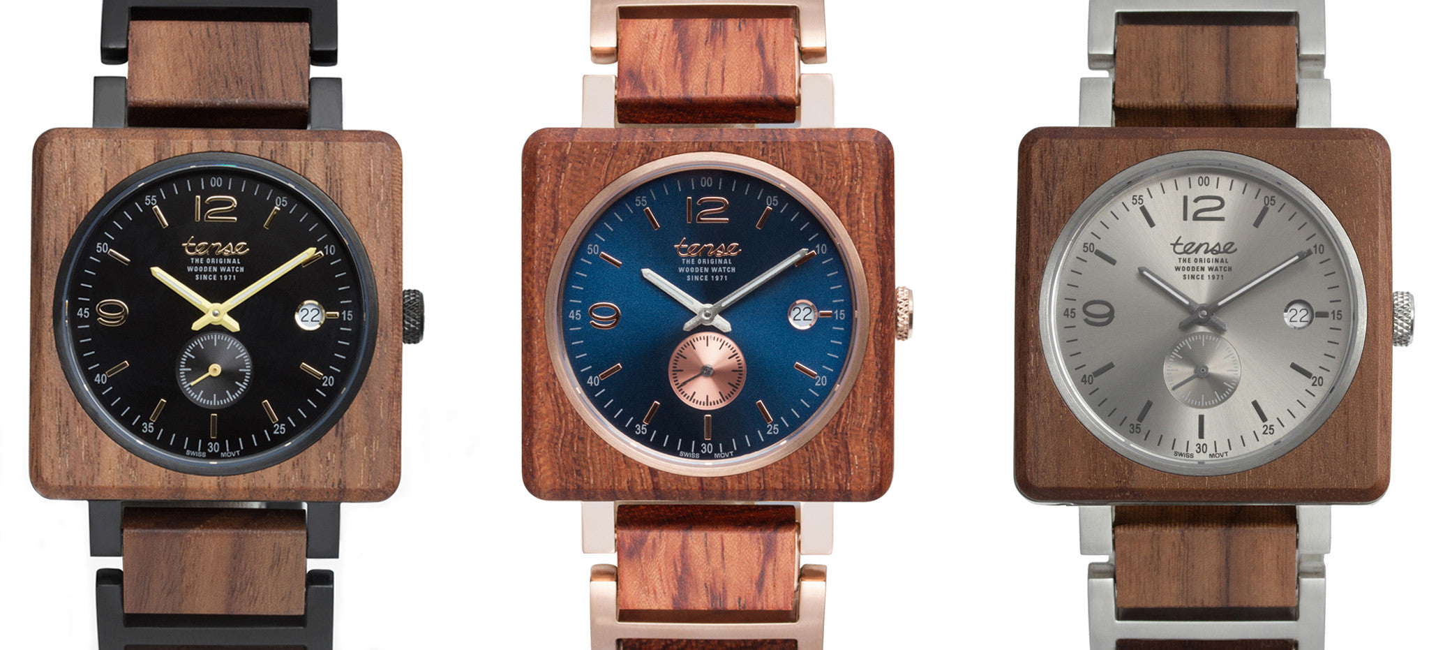 Tense Watches - The Vermont Watch