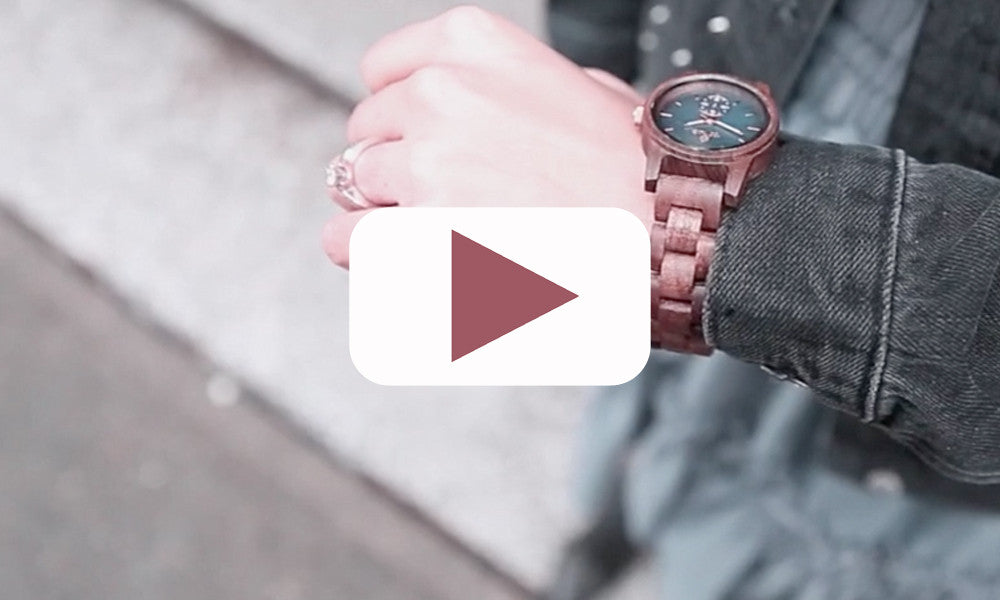 Xander Vintage Tense Watches Video