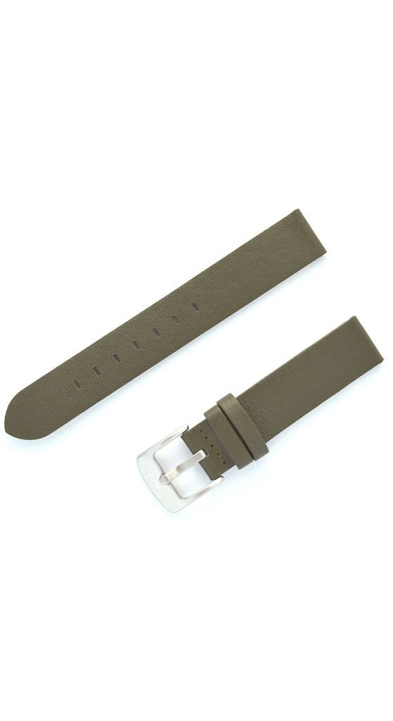 16 mm Leather Watch Strap
