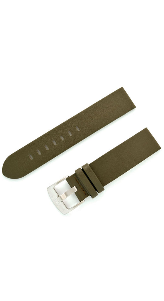 20 mm Leather Watch Strap