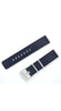 20 mm Premium Leather Watch Strap