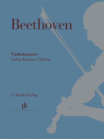 Beethoven - Violin Concerto in D Major, Op. 61 (Limited Edition) - Violin and Piano