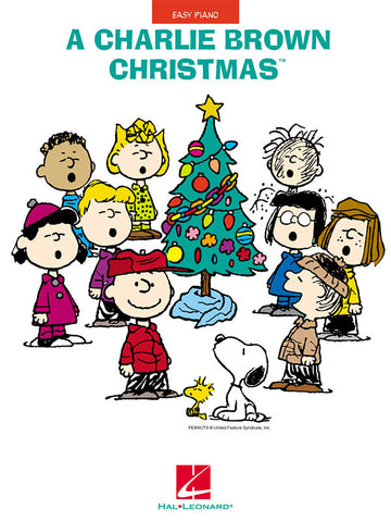 A Charlie Brown Christmas(TM) Easy Piano Songbook