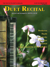 Agay: Young Pianist's Library, Duet Recital Book 6A - Piano, 4 Hands