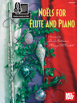 Gilliam and McCaskill, arrs. - Noels (w/CD) - Flute and Piano