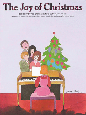 Agay, arr. - The Joy of: Christmas - Easy Piano Solo
