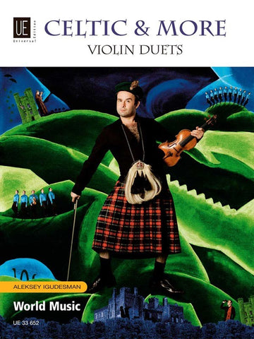 arr. Igudesman - Celtic and More - Violin Duet
