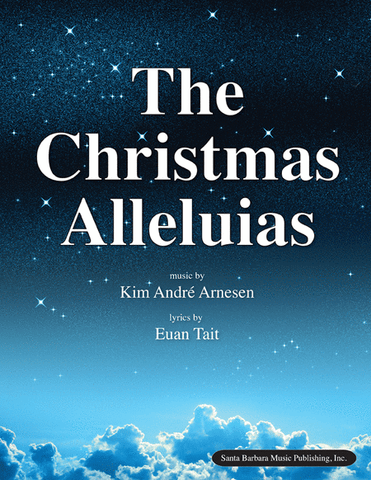 Arnesen and Tait - The Christmas Alleluias - SATB and Harp