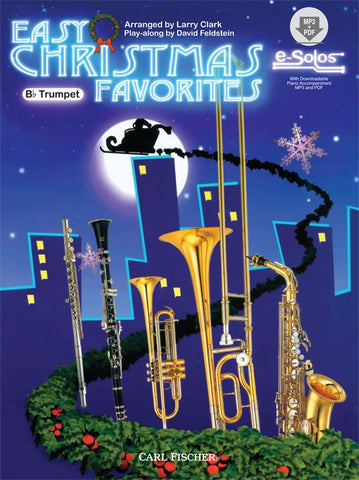 Clark, arr. - Easy Christmas Favorites (w/CD) - Trumpet Solo