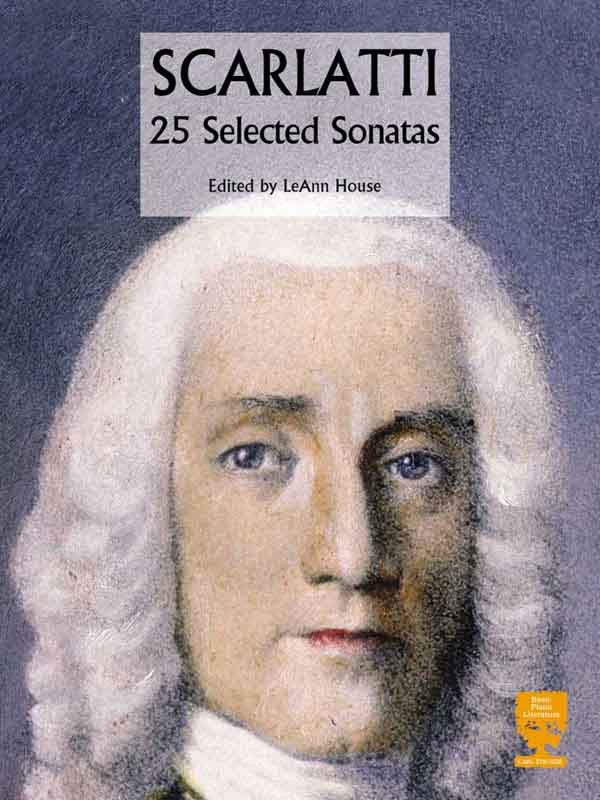 Scarlatti – 25 Selected Sonatas – Piano