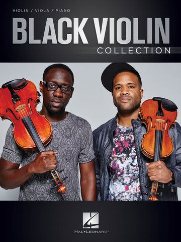 Black Violin Collection - Violin, Viola and Piano
