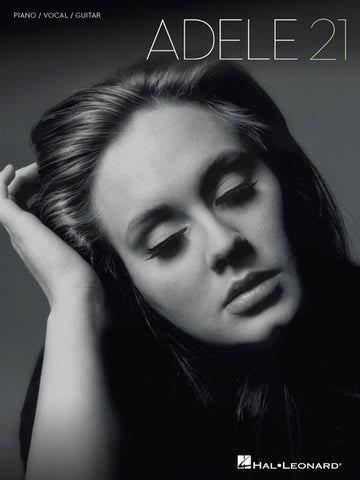 Adele – 21 – Piano, Vocal, Guitar
