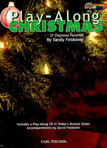Feldstein, arr. - Play-Along Christmas (w/CD) - Trombone Solo