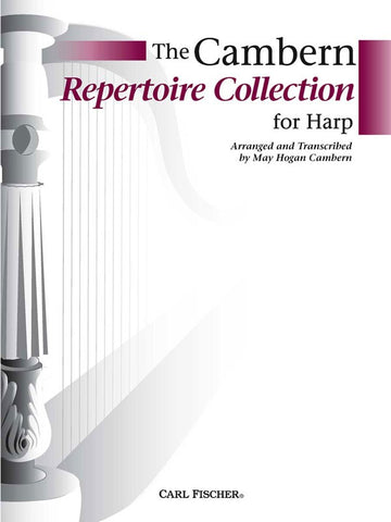 Cambern, arr. - The Cambern Repertoire Collection for Harp - Harp