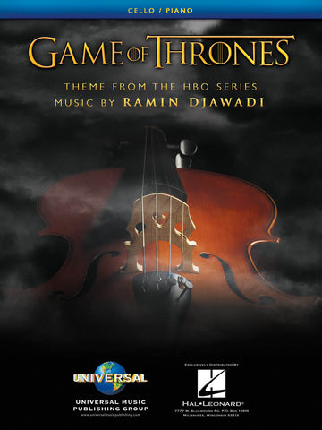 Djawadi - Game of Thrones: Theme from the HBO Series - Cello and Piano