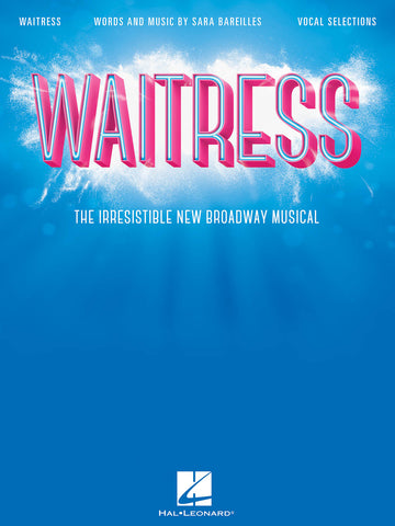 Bareilles – Waitress – Vocal Selections