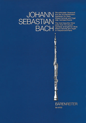 Bach - Most beautiful Oboe Solos - Oboe and Organ