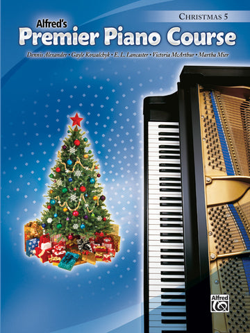 Alfred's Premier: Christmas, Level 5 - Piano Method