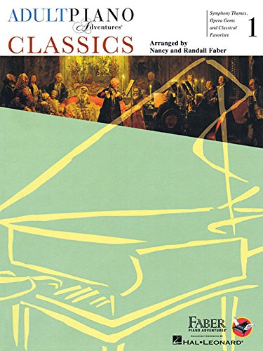 Adult Piano Adventures: Classics, Book 1 - Piano Method