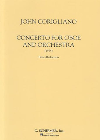 Corigliano - Concerto - Oboe and Piano