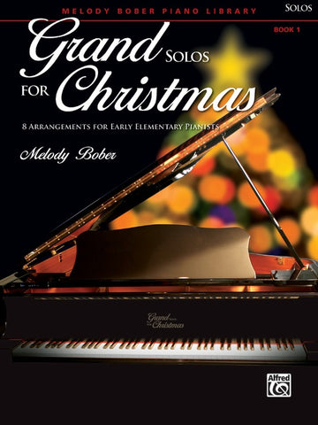 Bober, arr. - Grand Solos for Christmas, Book 1 - Early Elementary Piano Solo
