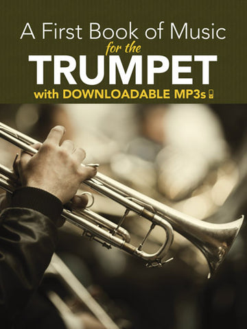 ed. Lansing - A First Book of Music for the Trumpet (w/Audio Access) - Trumpet