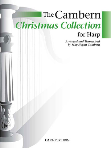 Cambern, arr. - The Cambern Christmas Collection for Harp - Harp