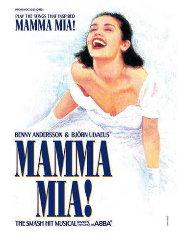 ABBA - Mamma Mia! - Vocal Selections