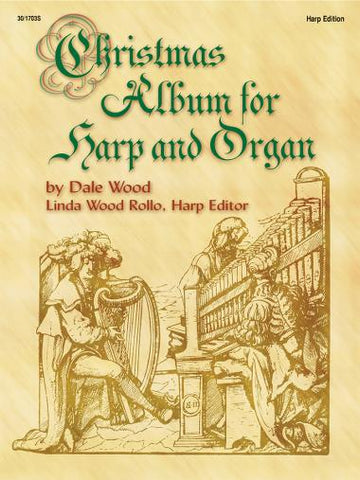 Wood - A Christmas Album for Harp and Organ - Harp Part