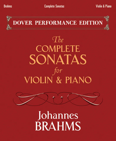 Brahms - Complete Sonatas - Violin and Piano