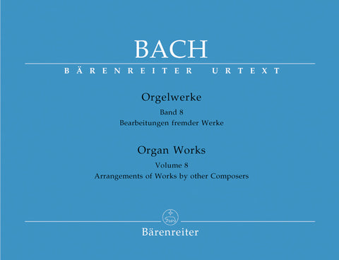 Arrangements of Works by other Composers